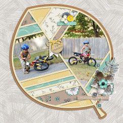 Storyteller Kit by Rachel Etrog Designs Autumn Leaves 03 | Templates by Akizo Designs