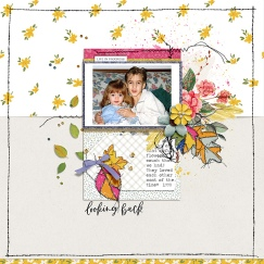 In Stitches Border Builder by Just Jaimee In Stitches Leaves by Just Jaimee Throwback Elements by Sahin Designs Throwback Papers by Sahin Designs Empty Nest Embellishments by Amy Wolff Forget Me Not Elements by Etc. by Danyale Forget Me Not Scatters by Etc. by Danyale Sept. Challenge Template by Sara Gleason