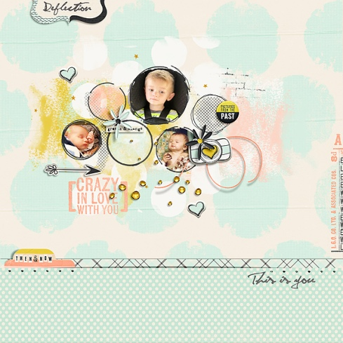 Then and Now - Storyteller Sept. 2018 Add-on by Just Jaimee September 2018 Storyteller Template by Just Jaimee