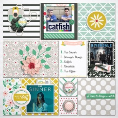 Time Capsule by Becca Bonneville Story Templates #3 by Mommyish