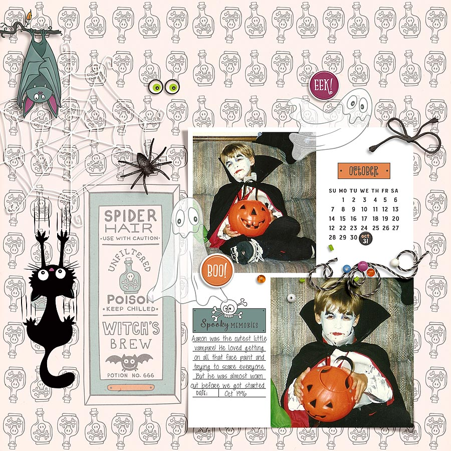 Spooky-Memories