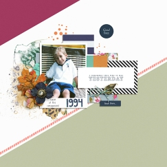 TLP Collab It's About Time: Yesterday 2018 DSD Grab Bag by Sara Gleason and Crystal Livesay
