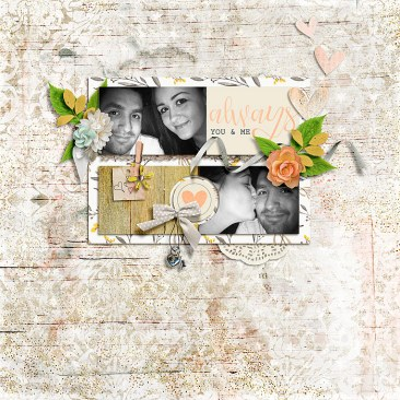 You're Still the One Bundle by River~Rose and Studio Basic Me Time Templates by Crystal Livesay