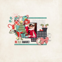 Let Me Take an Elfie Collection by River~Rose Me Time Templates by Crystal Livesay