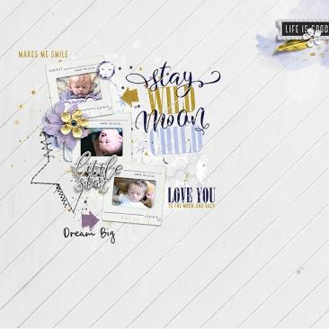 Starry Night - Storyteller 2018 November Add-on by Just Jaimee Templates - Storyteller 2018 November Add-on by Just Jaimee