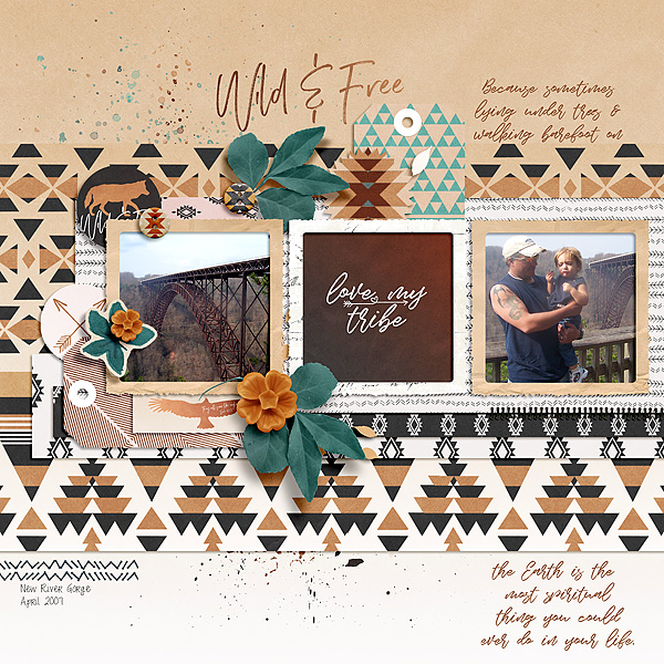 Native Bundle by Lynne-Marie Better Together {Dressed Down} by Fiddle-Dee-Dee Designs
