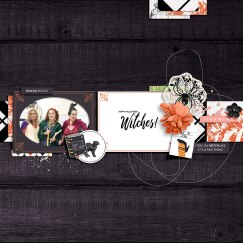 Witch Please | Kit by Rachel Etrog Designs Witch Please | Journal Cards by Rachel Etrog Designs Easy Inspirations No. 3 by MEG Designs