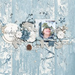 A Winter's Tale: Collection by River~Rose Designs Fall Market Templates by Crystal Livesay