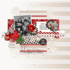 Home for the Holidays - TDP Designer Collab