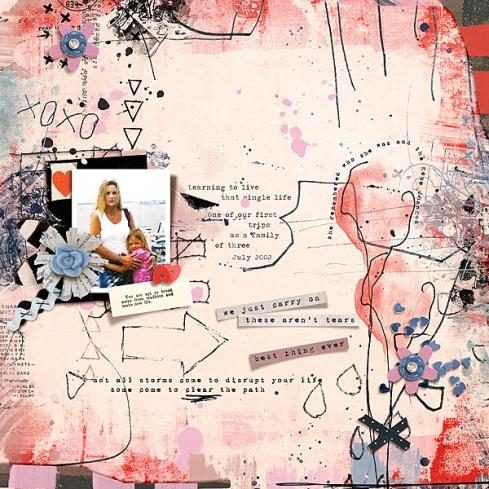 Make Art and Journal by Rachel Jefferies