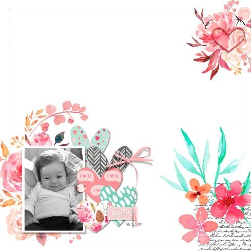 Always You Elements by Cornelia Designs Always You Papers by Cornelia Designs Duo Templates Vol. 4 by Dunia Designs