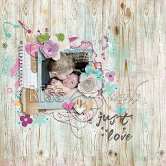 More Love Collection by River~Rose