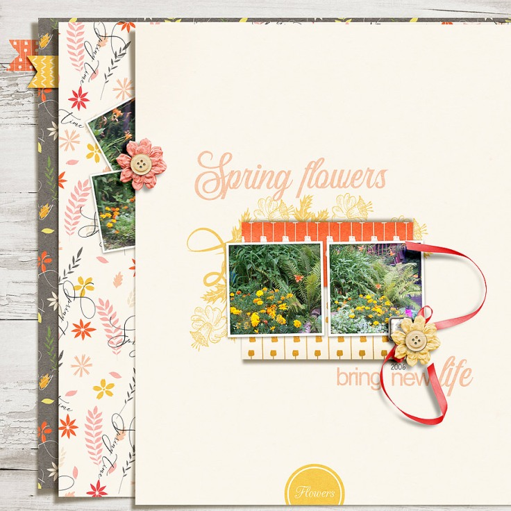 Spring Time - Bundle by Designed by Irma