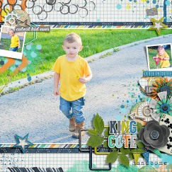 Hey There, Handsome Collection by Bella Gypsy Adventurous {Dressed Down} by Fiddle-Dee-Dee Designs