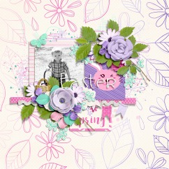 April Springs: Collection by River~Rose Designs Crystal's Layered Templates Set 5 by Crystal Livesay