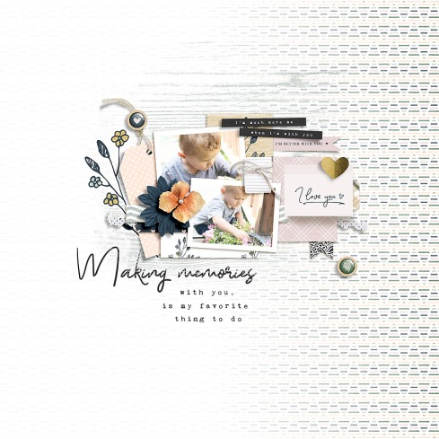 With You by Anita Designs Make It Count: March 2019 | Templates by Anita Designs