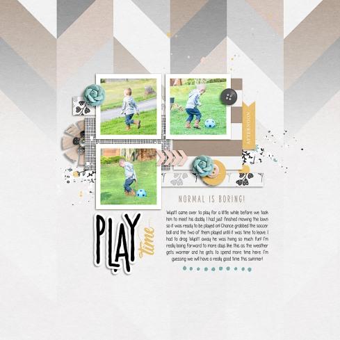 Mundane | The Bundle by Dunia Designs and KimB Designs Make It Count: April 2019 | Templates by Anita Designs