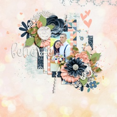 Believer and Dreamer Collection by River~Rose A Million Little Things Templates by Crystal Livesay