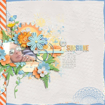 My Sunsine: Collection by River~Rose Edgy and Angled by Crystal Livesay