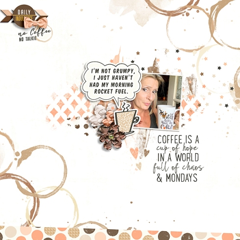 In My Cup Mini Theme Kit Bunde | Storyteller September 2019 Add-on by Just Jaimee Templates | Storyteller March 2018 Add-on by Just Jaimee