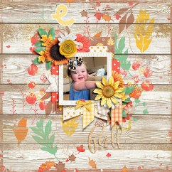 Hello Fall | Collection by River~Rose DSD 2019 Grab Bag by Crystal Livesay and Sara Gleason