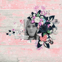 My Journey to Here | Collection by River~Rose January Happened Template by Crystal Livesay