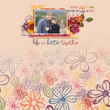 Close Knit Kit by Bella Gypsy Designs Remember This Day {Dressed Down} by Fiddle-Dee-Dee Designs
