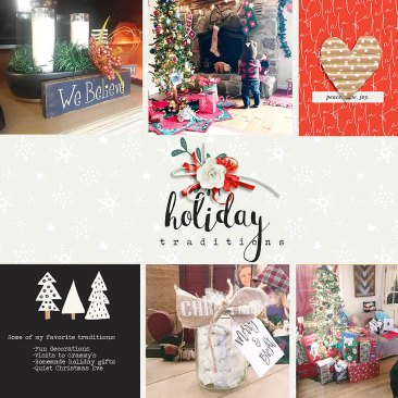 December Stuff by Dunia Designs