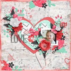 Love Bandit Collection by River~Rose Designs Love Bandit: Hearbtreaker Add-on by River~Rose February Happened by Crystal Livesay